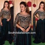 Divyanka Tripathi in Kalki Fashion