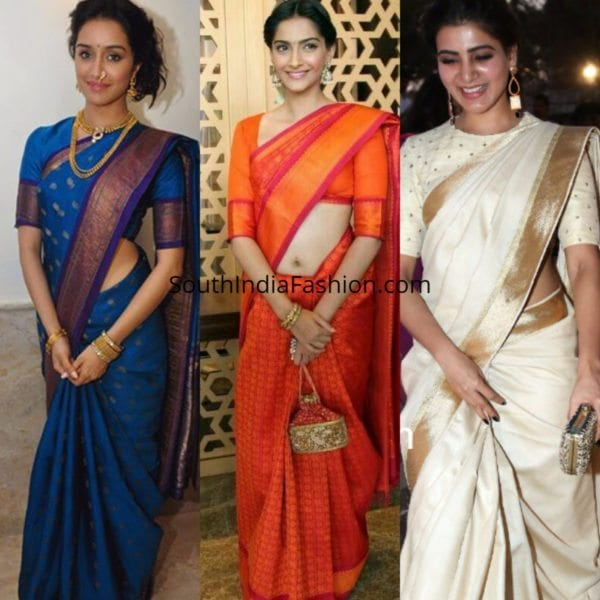 For saree compliment best girl in Top best