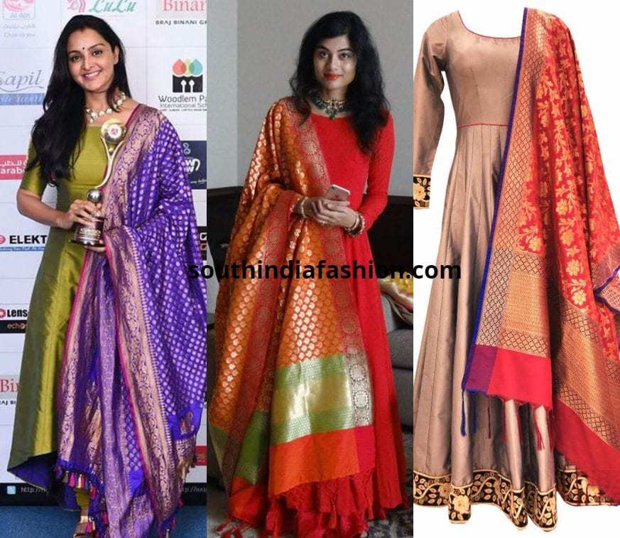beautiful Banarasi Dupattas for Salwars And Anarkalis