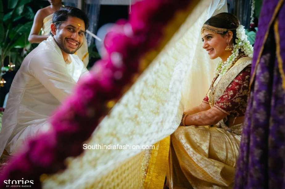 Naga Chaitanya samantha marriage