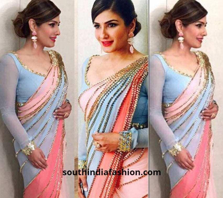 Raveena Full Sleeve Blouse