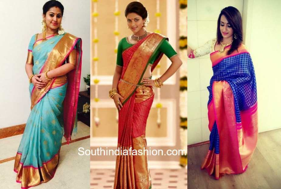 What Colour Saree Would Best Suit a Dark Skin Girl?