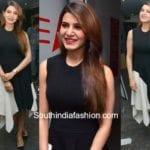 Samantha Akkineni at Raju Gari Gadhi 2 Thanks Meet