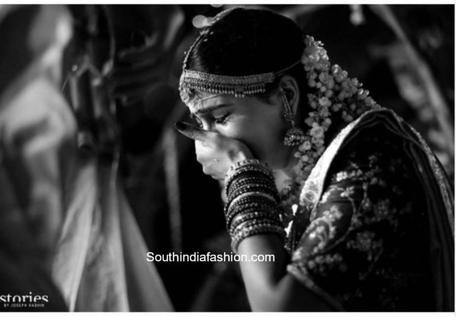 samantha prabhu emotional in wedding