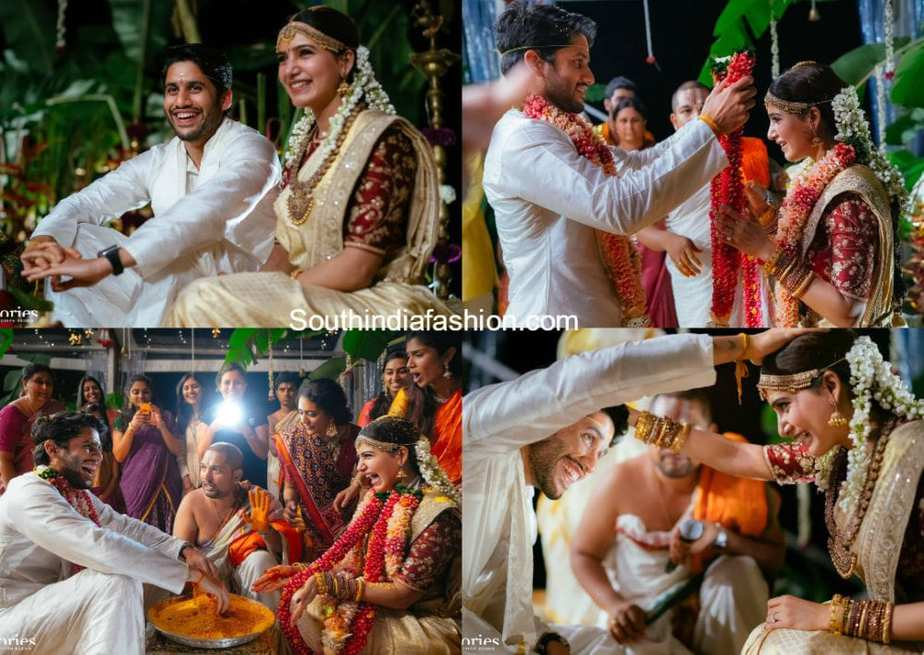 samantha naga chaitanya marriage wedding photos 1 - The Royal Marriage
