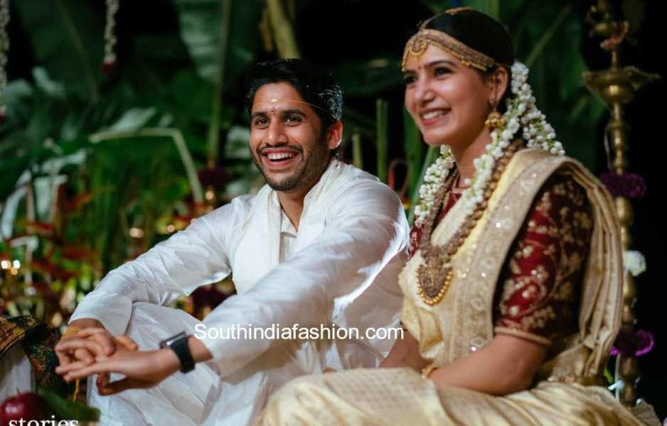 Naga Chaitanya samantha wedding photos