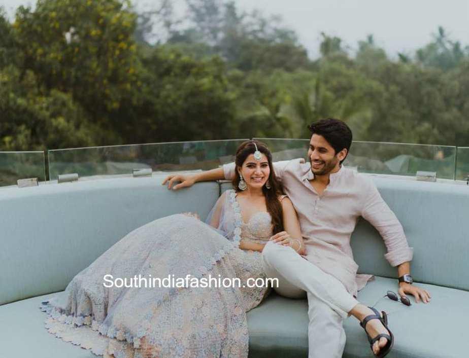 samantha naga chaitanya wedding mehendi photos