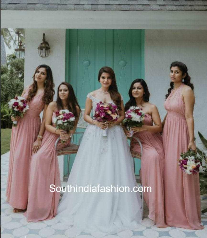 samantha prabhu christian wedding pics