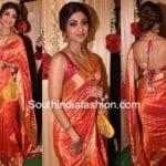 Shilpa Shetty's Diwali Look