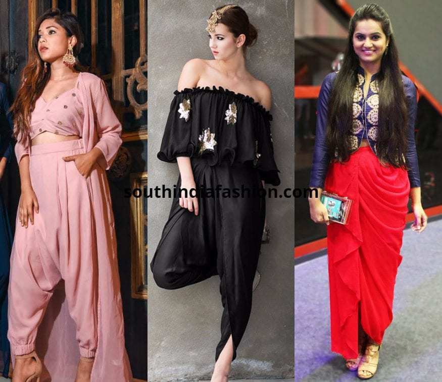 9 Ways To Slay It In Dhoti Pants