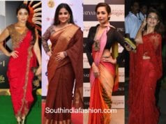 Must Try Saree Styles