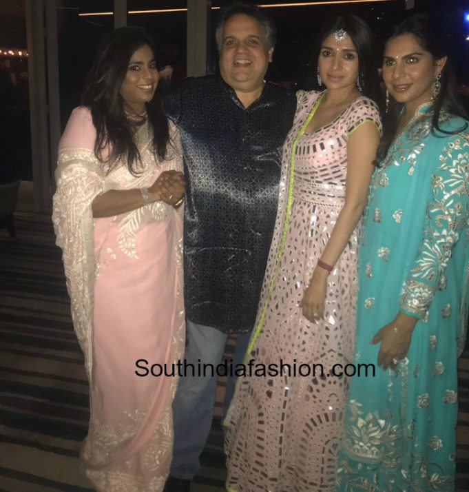 Upasana in Abu Jani Sandeep Khosla - South India Fashion
