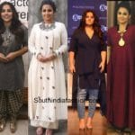 5 Indo Western Styles To Steal From Vidya Balan