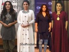 Vidya Balan Indo Western Outfits 4