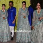 Zaheer Khan and Sagarika Ghatge at their Mehendi Ceremony