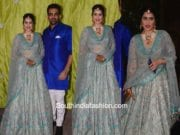 Zaheer Khan and Sagarika Ghatge at their mehendi 1