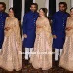 Zaheer Khan and Sagarika Ghatge at their Wedding Reception