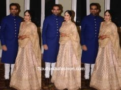 Zaheer Khan and Sagarika Ghatge at their wedding reception 1