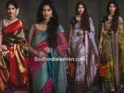 bhargavi kunam vibhavari saree collection