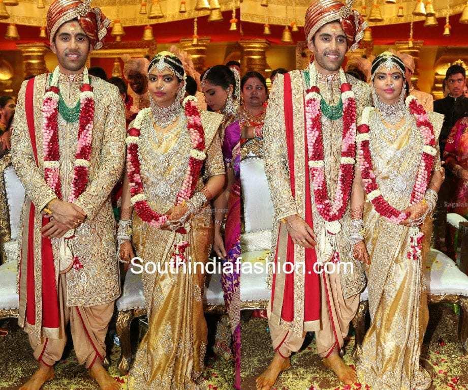 hasini boinipally and anuj kolly wedding photos