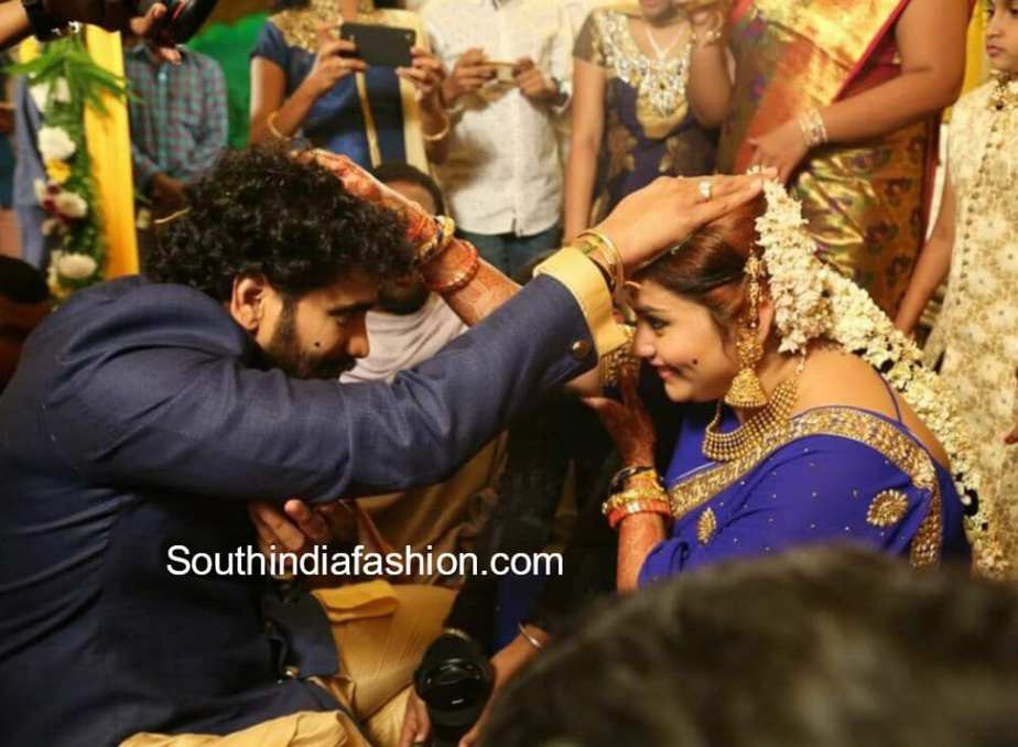 actress namitha wedding