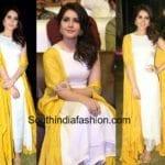 Raashi Khanna in Prathyusha Garimella