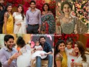 samantha akkineni and naga chaitanya wedding reception and after party photos