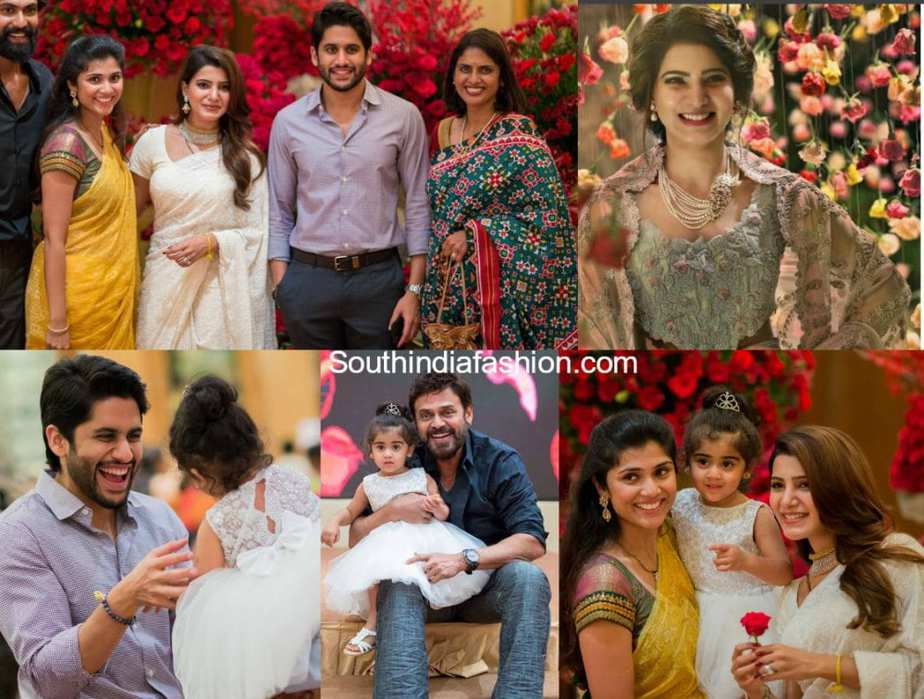 Naga Chaitanya And Samantha S Wedding Reception And After