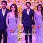 Naga Chaitanya and Samantha's Wedding Reception