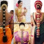 Most Trending South Indian Bridal Hairstyles
