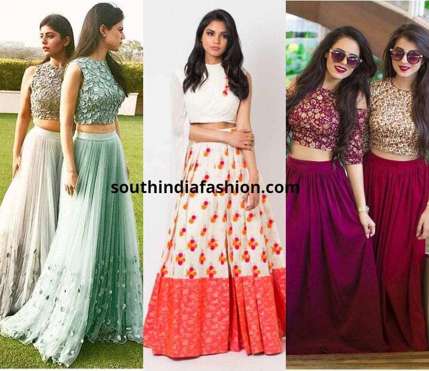 wedding guests fashion for mehendi