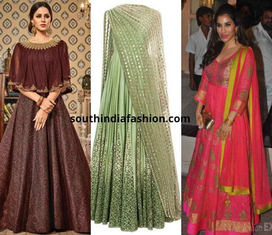wedding guests fashion for sangeet or reception