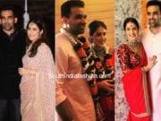 zaheer khan sagarika wedding