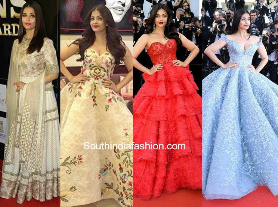 Aishwarya Rai Best Red Carpet Looks 2017