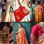 Taj Mahal Blouses – The Latest Trend!