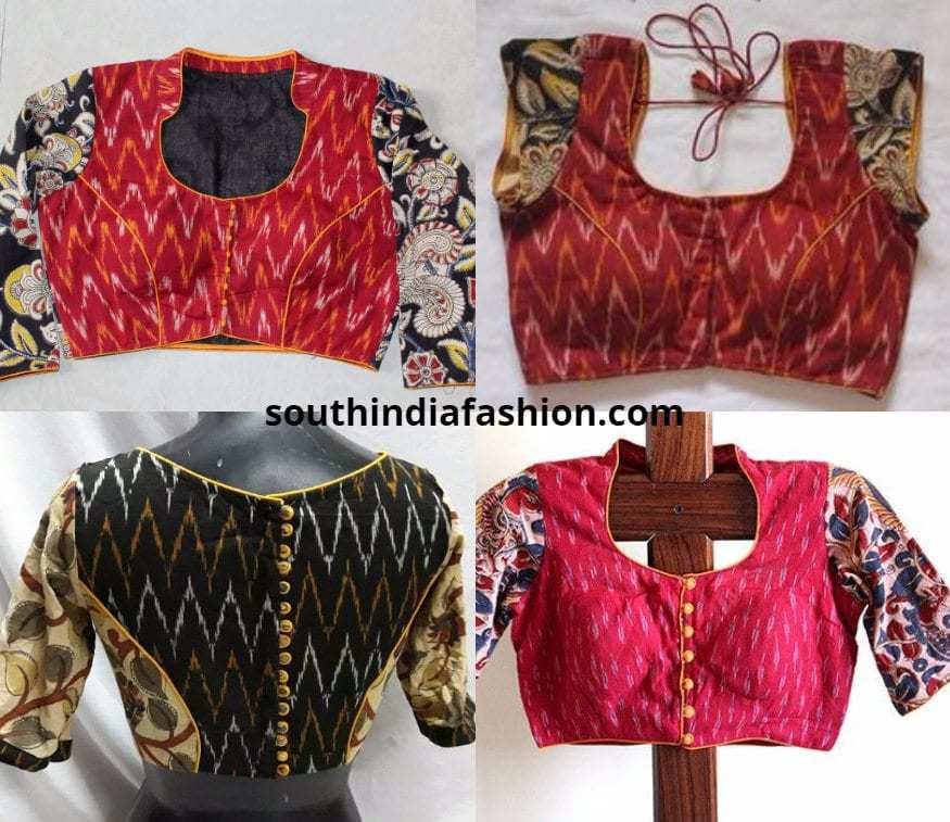 Ikat blouses