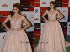 Jacqueline Fernandez in Dar Sara at Zee Cine Awards in 2018