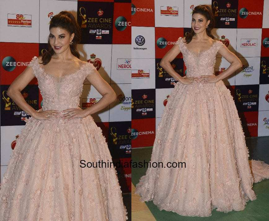 Long dress 2018 jacqueline fernandes
