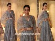 Karishma Kapoor in Neerus India for the new store opening