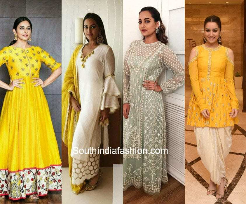 latest sleeve designs for kurtis �south india fashion