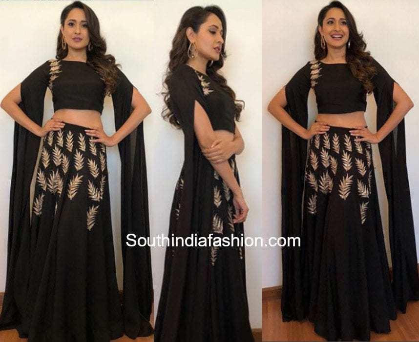 Pragya Jaiswal in Pratyusha Garimella at a store launch