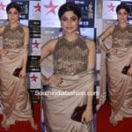 Shamita Shetty in Manish Malhotra