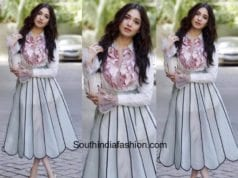 Tamanna Bhatia in Archana Rao Label for Filmfare Interview
