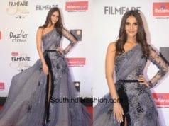 Vaani Kapoor in Ziad Nakad at Filmfare Glamour and Style Awards 2017 1