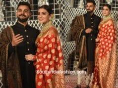 Virat Kohli and Anushka Sharma Wedding Reception New Delhi 1
