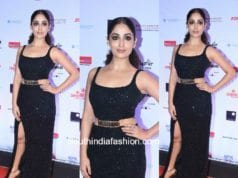 Yami Gautam in Zara Umrigar at Filmfare Glamour and Style Awards 2017