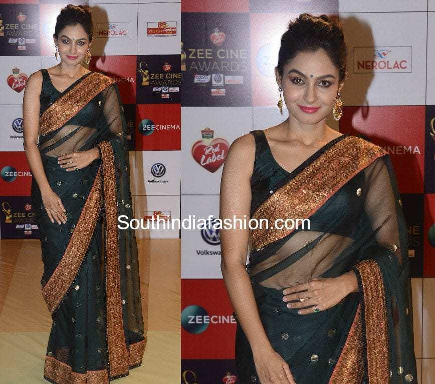 Andrea Jeremiah at Zee Cine Awards 2018