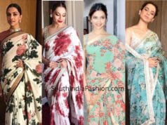 floral-sarees-and-how-to-style-them