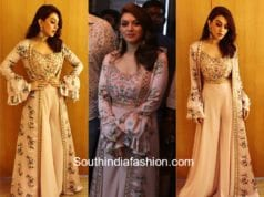 hansika dress at new movie opening