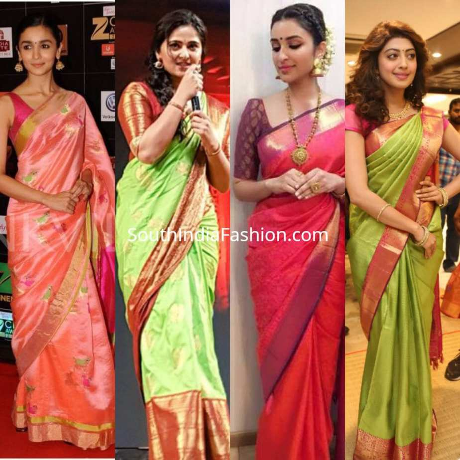9a86da9b7d625 Tips On How To Choose The Perfect Pattu Sarees For You